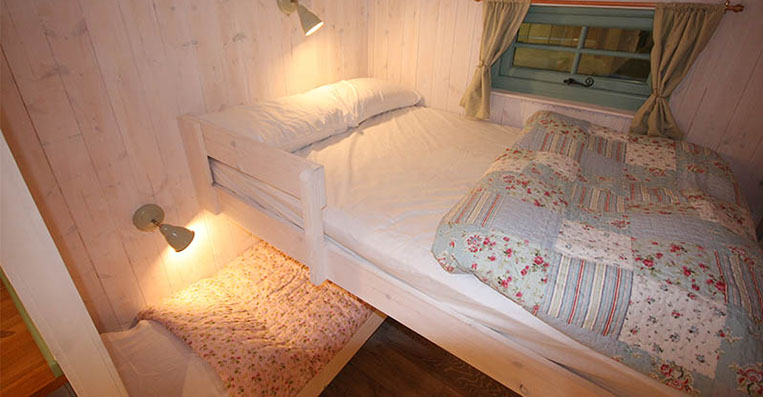 Comfortable Shepherd Hut Accommodation for Families