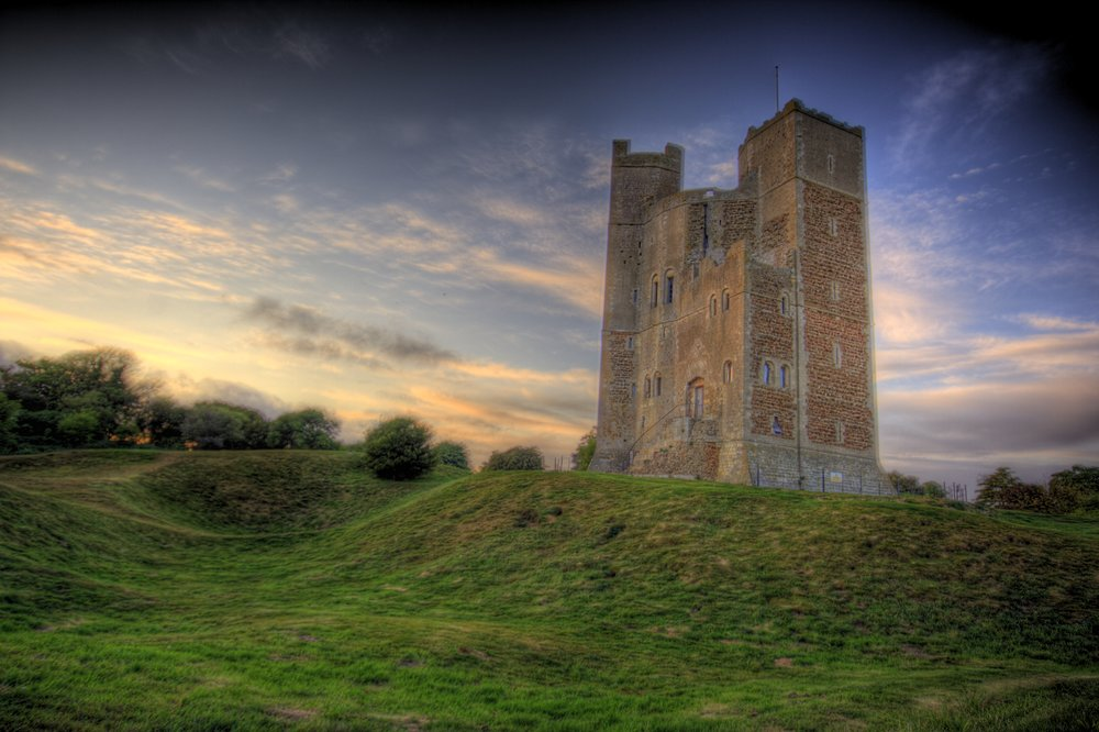Visit Orford Castle, Suffolk Coast, Activities