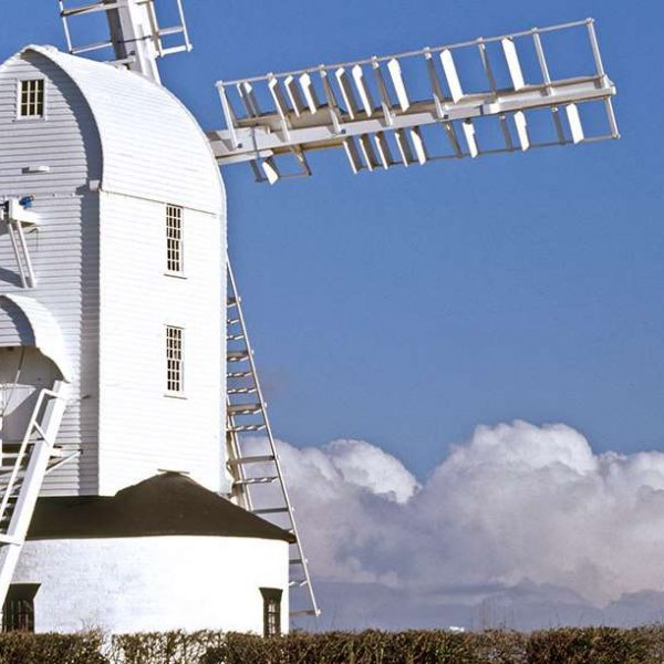 Visit Saxtead Windmill in Suffolk