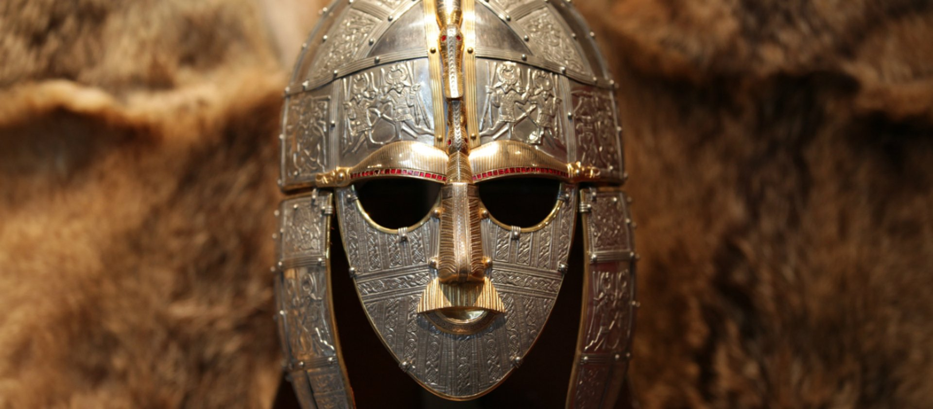 History in Suffolk, Anglo Saxon Helmet